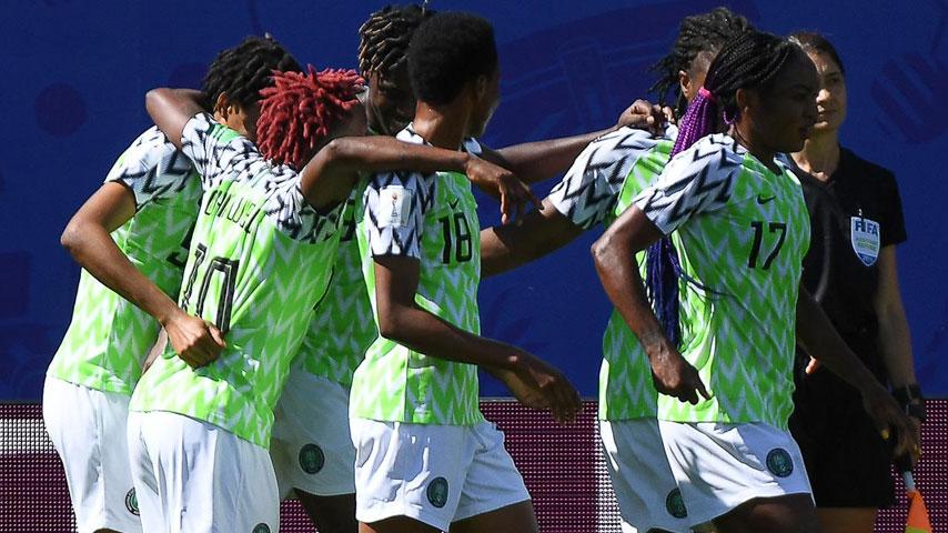 ฟุตบอลโลกหญิง : ไนจีเรีย VS เกาหลีใต้