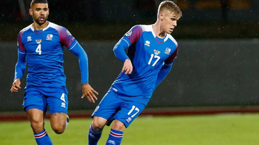 ยูโร รอบคัดเลือก : ไอซ์แลนด์ VS อันดอร์รา