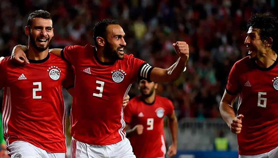 International - Friendly International : Egypt VS Tanzania
