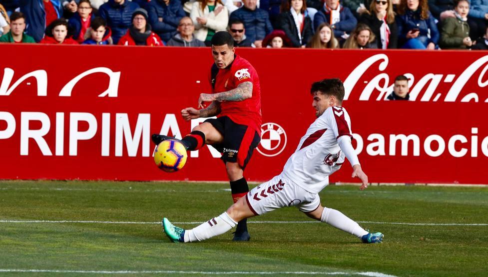 Spain - La Liga 2 : Mallorca VS Albacete