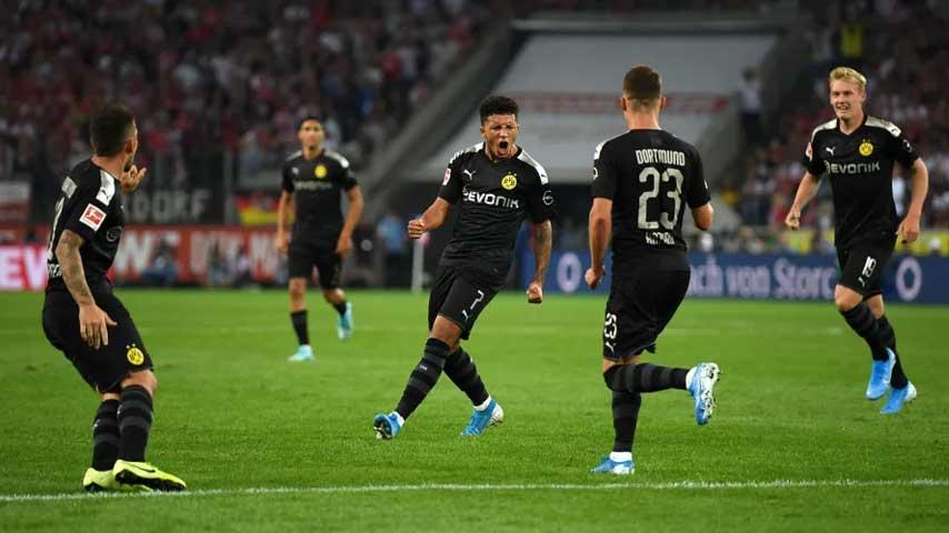 บุนเดิสลีกา : Köln VS ดอร์ทมุนด์