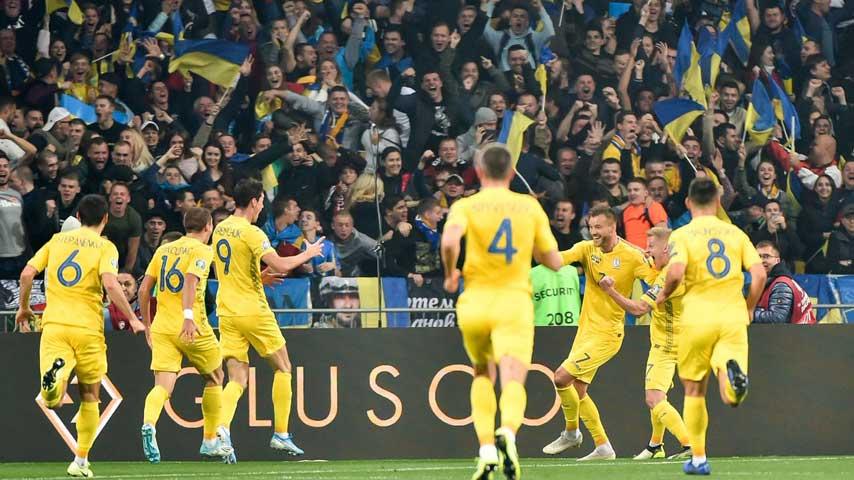 ยูโร รอบคัดเลือก : ยูเครน VS โปรตุเกส