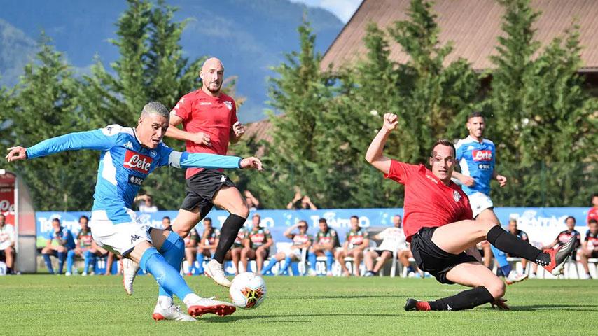 กระชับมิตรสโมสร : นาโปลี VS Benevento