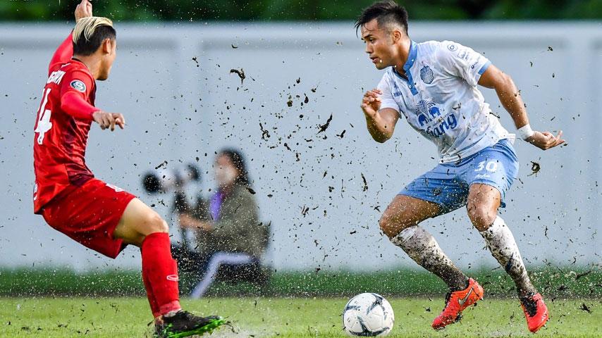 Thailand - FA Cup : ตราด เอฟซี VS บุรีรัมย์ ยูไนเต็ด