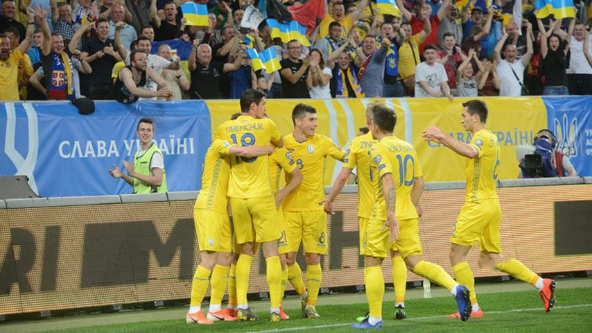 ยูโร รอบคัดเลือก : ยูเครน VS ลักเซมเบิร์ก