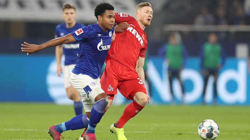 บุนเดิสลีกา : ชาลเก้ 04 VS Köln