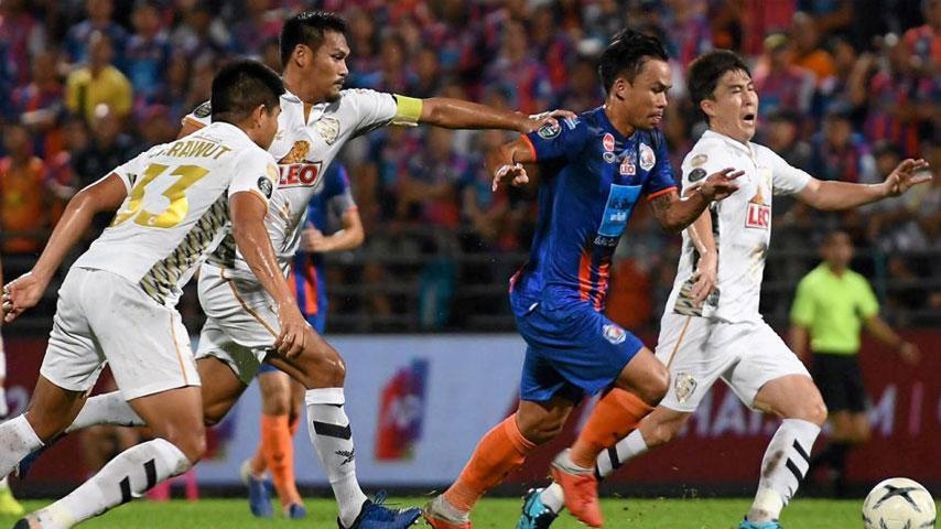 Thailand - FA Cup : การท่าเรือ เอฟซี VS เชียงราย ยูไนเต็ด