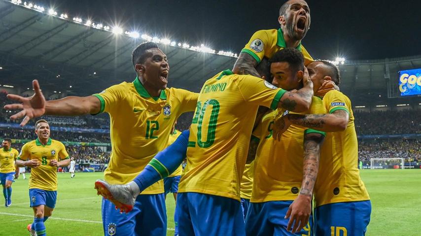 โคปาอเมริกา : บราซิล VS อาร์เจนตินา