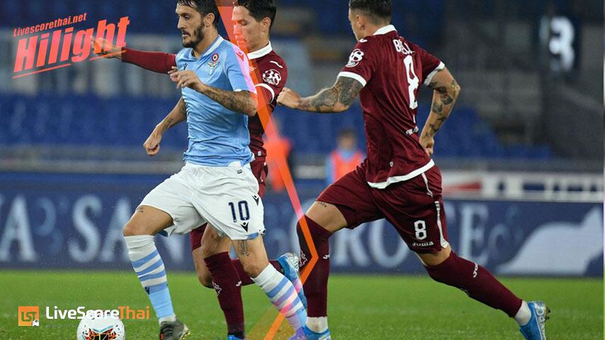 กัลโช่ ซีรีย์ อา อิตาลี : ลาซิโอ VS โตริโน่