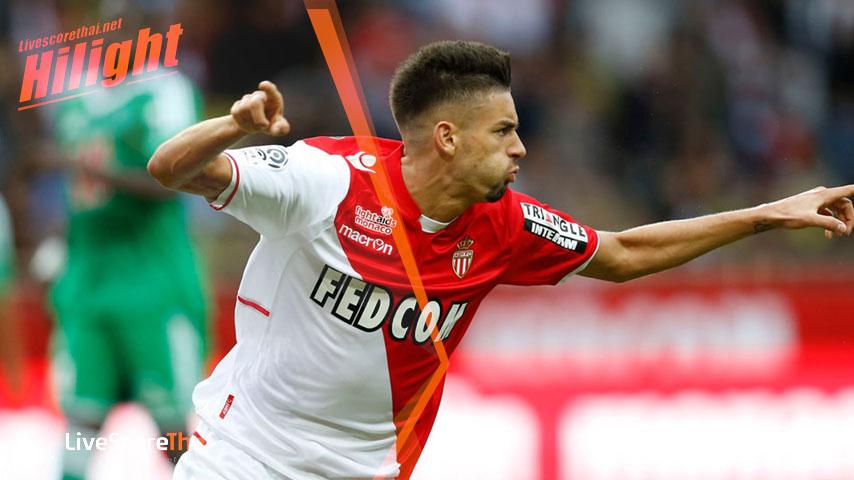 France - Coupe de la Ligue : โมนาโก VS โอลิมปิก มาร์กเซย