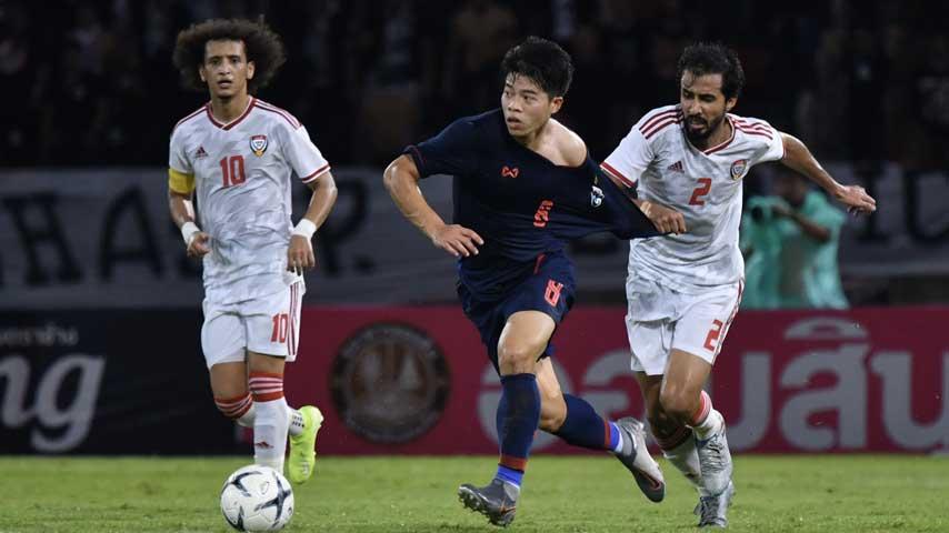 ฟุตบอลโลกรอบคัดเลือก โซนเอเชีย : ไทย VS UAE