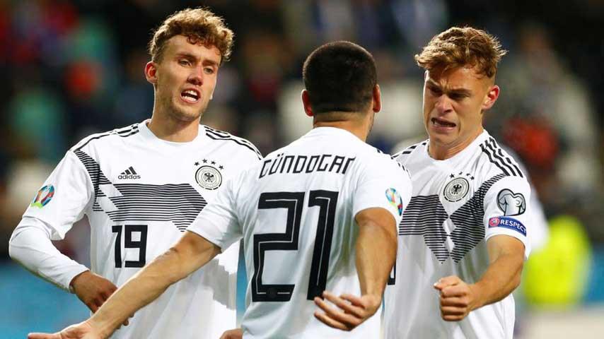 ยูโร รอบคัดเลือก : เอสโตเนีย VS เยอรมนี
