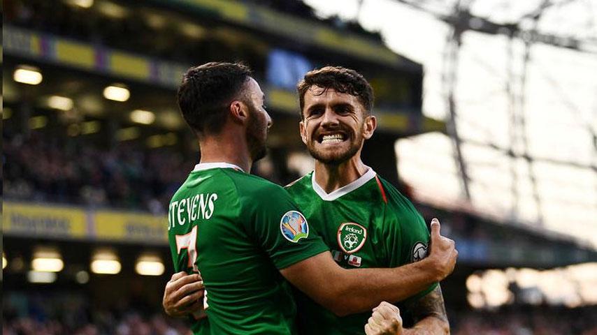ยูโร รอบคัดเลือก : ไอร์แลนด์ VS ยิบรอลตาร์