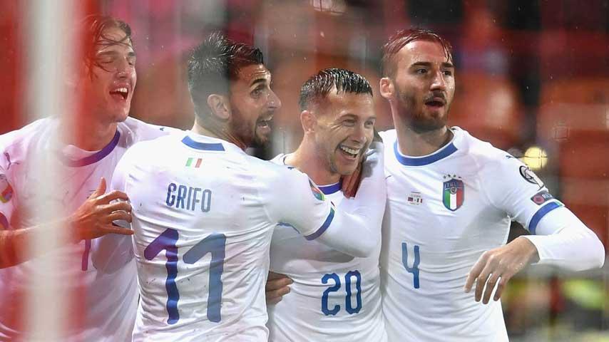 ยูโร รอบคัดเลือก : ลิกเตนสไตน์ VS อิตาลี