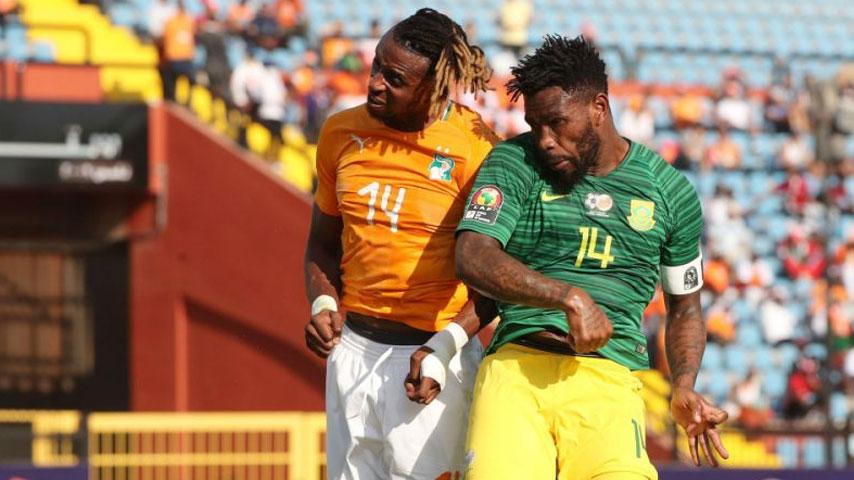 แอฟริกัน เนชั่นส์ คัพ : โกตดิวัวร์ VS แอฟริกาใต้