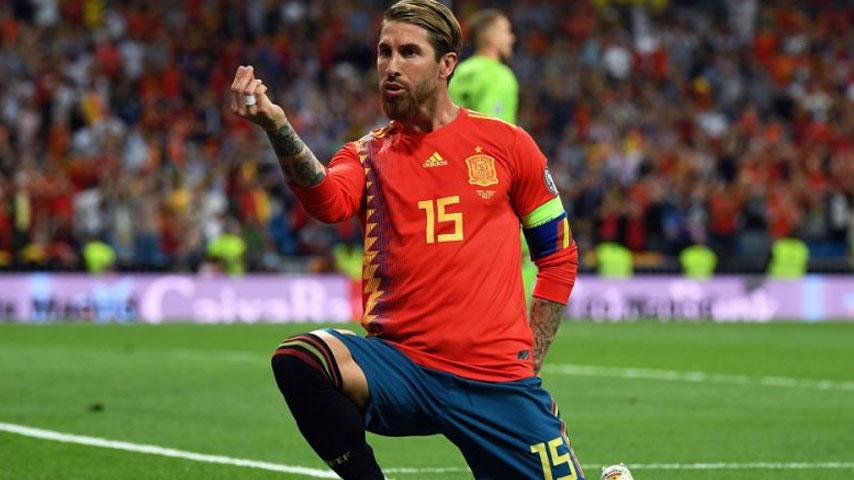ยูโร รอบคัดเลือก : สเปน VS สวีเดน