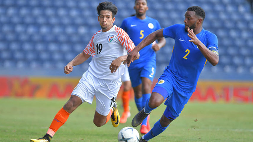 World - King's Cup : Curacao VS India
