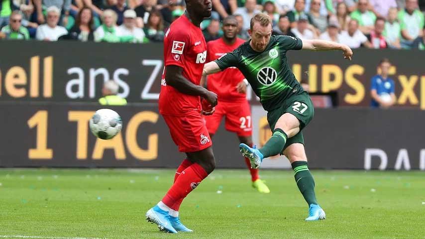 บุนเดิสลีกา : โวล์ฟสบวร์ก VS Köln