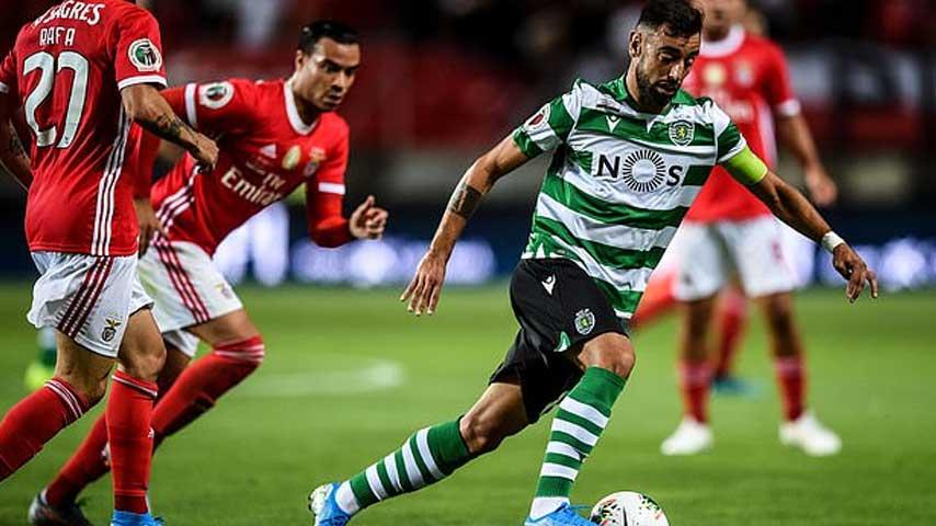 Portugal - Super Cup : Benfica VS Sporting CP