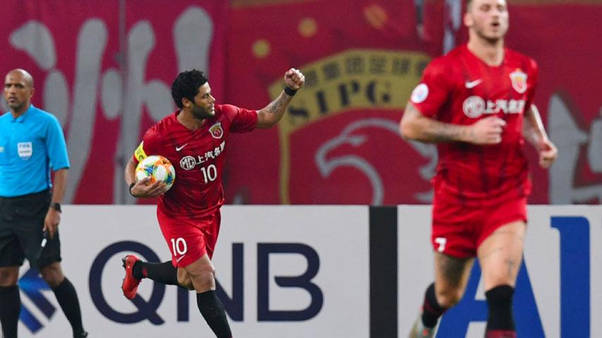 เอเอฟซีแชมเปียนส์ลีก : Shanghai SIPG VS อุราวะ เร้ด ไดมอนส์