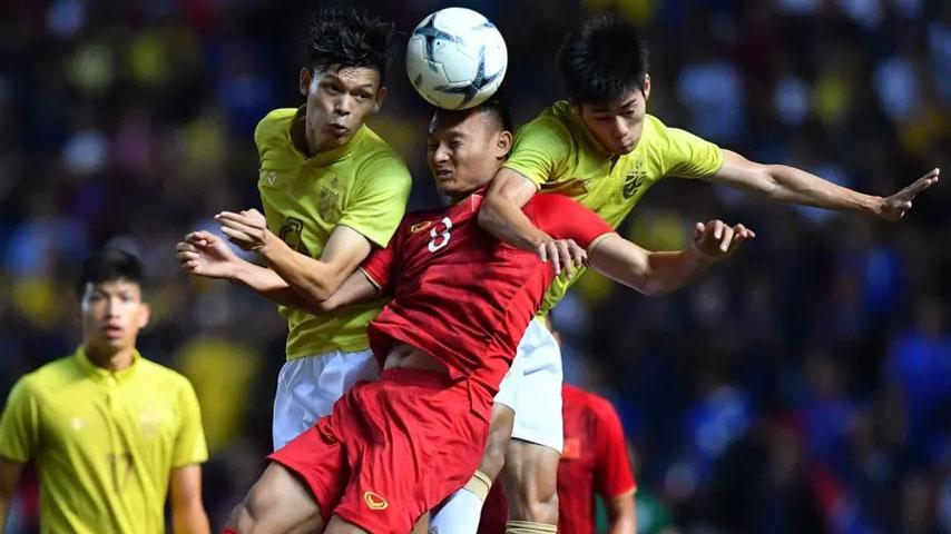 World - King's Cup : Thailand VS Vietnam