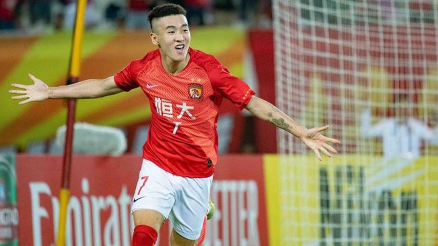 เอเอฟซีแชมเปียนส์ลีก : Shandong Luneng VS Guangzhou Evergrande