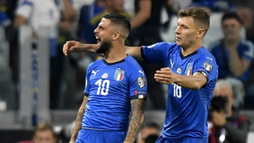 ยูโร รอบคัดเลือก : อิตาลี VS บอสเนียและเฮอร์เซโกวีนา