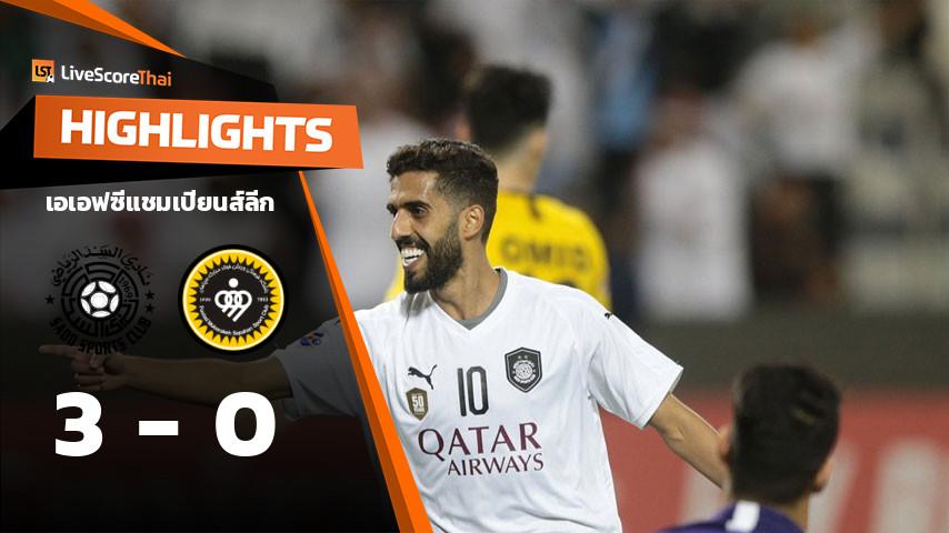 เอเอฟซีแชมเปียนส์ลีก : Al Sadd VS Sepahan